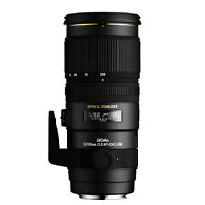 Sigma 70-200mm f/2.8 OS Large Aperture Telephoto Zoom Lens for Nikon DSLR Camera