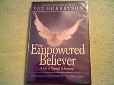 THE EMPOWERED BELIEVER A LIFE OF STRENGTH & AUTHORITY NEW DVD