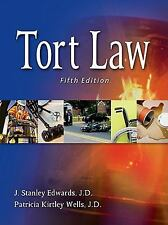 NEW - Tort Law by Linda L Edwards