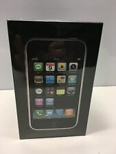 Apple iPhone 3G - 8GB - Black (Unlocked) NEW Factory Sealed