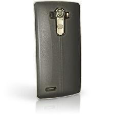 Transparent Hart Plastik Tasche für LG G4 H815 (2015) Schutzhülle Case Cover