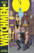 Watchmen by Alan Moore / Graphic Novel (Paperback)