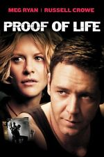 Proof of Life (DVD, 2001) - New