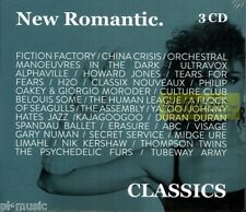 = NEW ROMANTIC - CLASSICS  /  POLISH EDITON / 3 CD digipack sealed from Poland