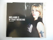 MELANIE C : IF THAT WERE ME ( FEATURES VIDEO ) [ CD SINGLE ] ~ PORT GRATUIT
