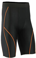 Mens Compression Shorts Base layer Under Armour tight pants Shirt Top Long