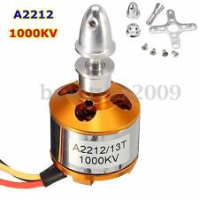 A2212 1000KV 13T Motor Outrunner Brushless For RC Aircraft Quadcopter Helicopter