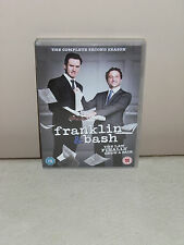 FRANKLIN & BASH  - THE COMPLETE SECOND SEASON (2nd) DVD (FREE UK P&P)