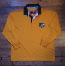 "AUSTRALIA ""THE WALLABIES"" COTTON TRADERS CLASSIC VINTAGE RUGBY UNION SHIRT LARGE"
