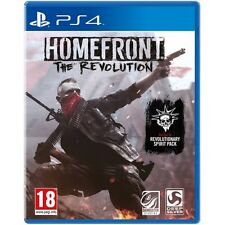 Homefront The Revolution Day One Edition PS4 Game Brand New