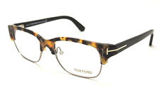 Authentic TOM FORD Tortoise/Black Rx Eyeglasses FT TF 5307 - 055 *NEW*  52mm
