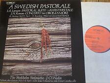 BIS LP-165 A Swedish Pastorale / Wedin / Stockholm Sinfonietta