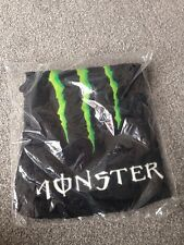 Monster energy t shirt large new & sealed