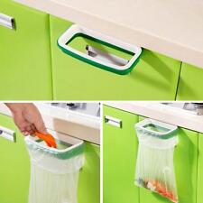 Fashion Hanging Kitchen Cabinet Door Trash Rack Style Storage Garbage Bags