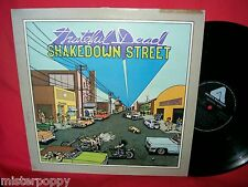 GRATEFUL DEAD Shakedown Street LP 1978 ITALY First Pressing EX+