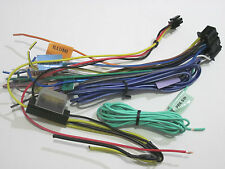 KENWOOD WIRE HARNESS DNX7100 NEW BL