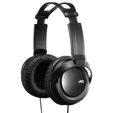 JVC HARX330 40mm High Quality Full Size Over Ear Stereo Headphones - Black