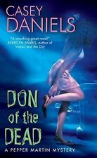 Don of the Dead by Casey Daniels (2006, Paperback)