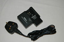 Genuine Nikon D40 D40X D60 D3000 D5000 Charger and Battery MH-23 / EN-EL9