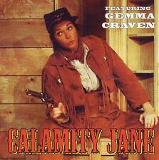 Gemma Craven Calamity Jane Musical New Original London Cast Recording 13 TrackCD
