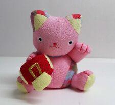Plush Kimono Maneki Neko Lucky Cat Doll - WS1-2