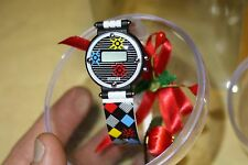 Jordache Watch Designer Ornament Ball NEW NEEDS BATTERY