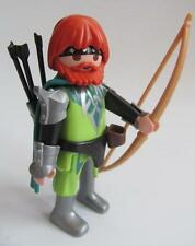 Playmobil Castle/Barbarian extra figure: Celtic archer knight NEW