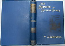 ARTHUR CONAN DOYLE The Memoirs of Sherlock Holmes FIRST PRINTING