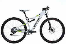 "2015 Cannondale Scalpel 4 Mountain Bike SMALL 16"" Aluminium Shimano SLX Lefty"