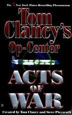 BUY 2 GET 1 Acts of War 4 by Steve Pieczenik, Jeff Rovin & Tom Clancy (1997,...