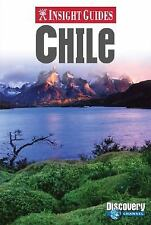 Insight Guide Chile & Easter Island (Insight Guides Chile)-ExLibrary