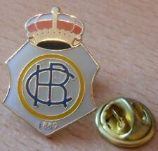 Pin / Anstecker #40 + Real Club Recreativo de Huelva + Vereinswappen + Nur 1x +