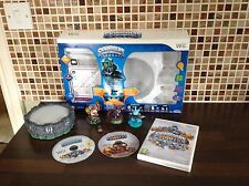 Wii Skylanders and Skylanders Giants Starter pack plus figures