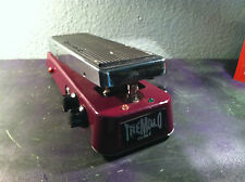 DUNLOP TREMOLO VOLUME + TVP-1 EFFECTS PEDAL MODULATION RARE FREE S&H !
