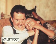 DECLAN CROGHAN MY LEFT FOOT 1989 VINTAGE PHOTO LOBBY CARD N°2