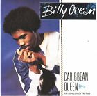 "BILLY OCEAN Caribbean Queen PICTURE SLEEVE 7"" 45 rpm vinyl record NEW"