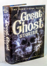Great Ghost Stories 101 Terrifying Tales Halloween Spooky Horror Collection NEW