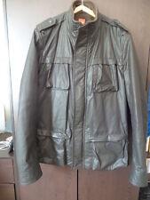 HUGO BOSS OTYLER wax jacket 40regular medium