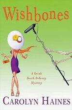 Wishbones (Sarah Booth Delaney Mysteries, No. 8)-ExLibrary