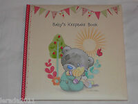 ME TO YOU TINY TATTY TEDDY BABY'S KEEPSAKE BOOK JOURNAL BABY MEMORIES BABYS