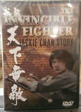 Jackie Chan: The Invincible Fighter (DVD, 2000) BRAND NEW SPECIAL EDITION