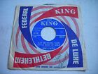 w SLEEVE Ruby & Kathy Your Little Band of Gold / Heartaches 1963 45rpm VG+