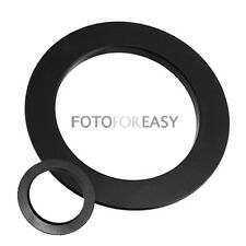 62mm 62 mm Aluminum Metal Lens Filter Adapter Ring for Cokin P series system