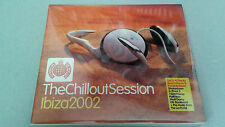 "CD ""IBIZA 2002 THE CHILLOUT SESSION"" 2 CD 40 TRACKS DIGIPACK MINISTRY OF SOUND"
