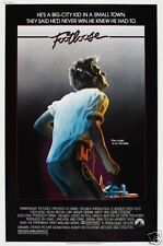 Footloose Kevin Bacon cult movie poster print