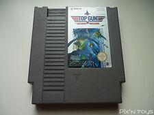 NINTENDO NES / Top Gun - The second mission / PAL [ NES-OG-FRA ]