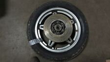 1977 Honda CB750 Four Super Sport SS H677-1' rear wheel rim 18in