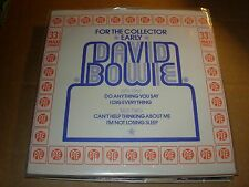 "DAVID BOWIE early ( rock ) - 7"" / 45 - picture sleeve - pye uk - VERY RARE -"