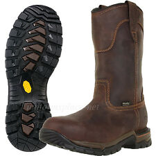 Red Wing Irish Setter Work Boots Wellington pull-on Steel Toe 83906 Waterproof