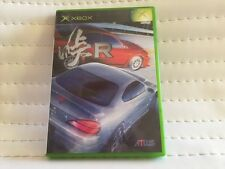 USED TOUGE R (Microsoft Xbox, 2002) JAPAN GAME NOT FOR RESALE F/S